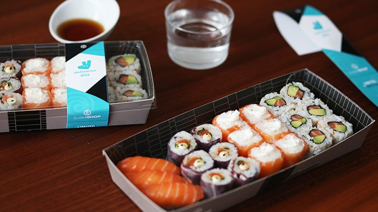 4 motivi per provare la box limited edition di Sushi Shop