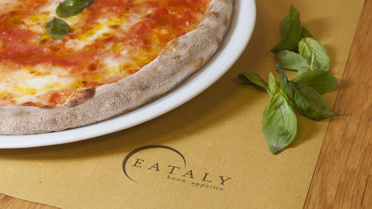 ROO Stories: Eataly - la pizza Made in Italy